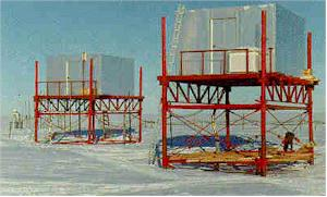 tour antarctica research stations sanae iv station